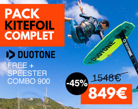 pack de kitefoil duotone free