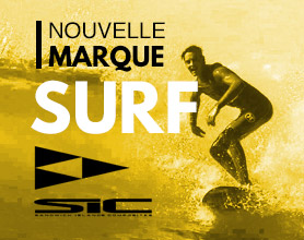 Nouvelle marque surf sic