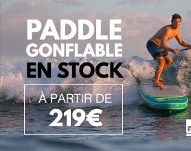 sup gonflable en stock