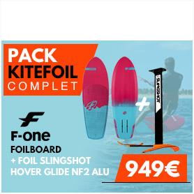 pack foil f-one slingshot