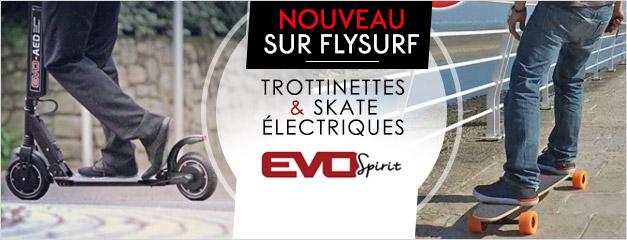 Skates & trottinettes EVO