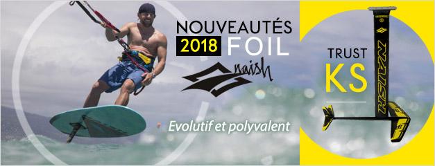 FOIL 2018 NAISH TRUST KS