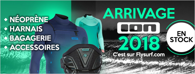 ARRIVAGE ION 2018