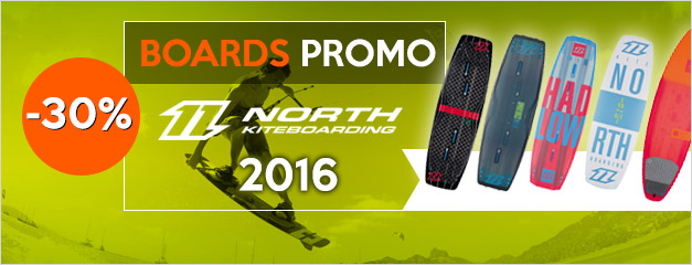PROMOS Boards NORTH 2016