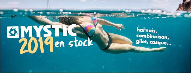 Mystic 2019 en stock