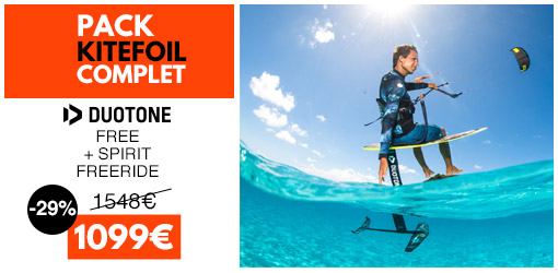 pack kitefoil duotone