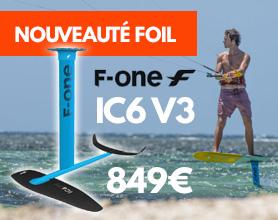 foil f-one IC6 V3