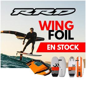 RRD wing en stock