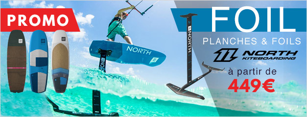 Promo Foils et planches North