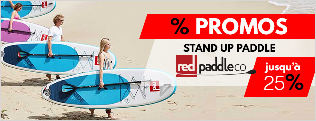 Promos SUP Red Paddle