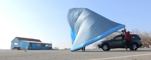 Découvrir le B-A-BA du kite