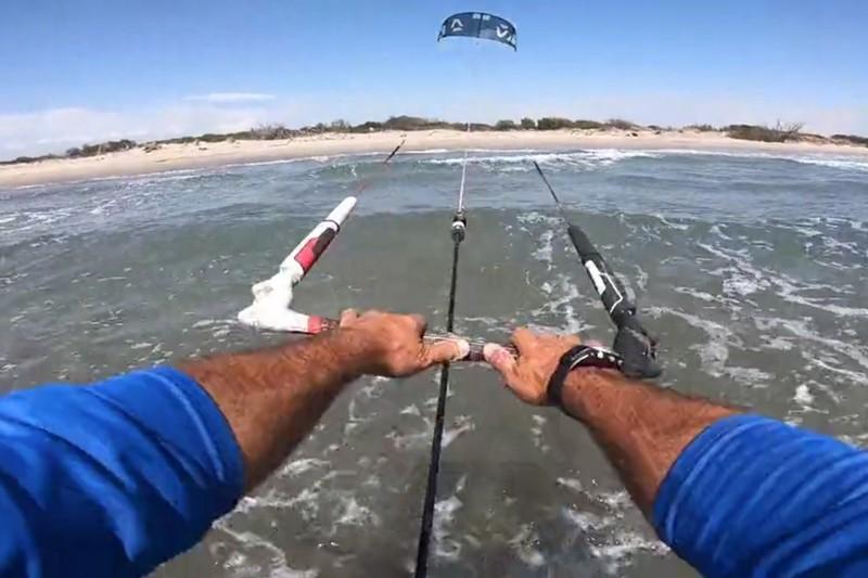 Test de l'aile de kite Duotone Juice 2021 by Maurin Sylvain !