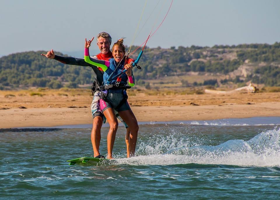 Le kite puissance 2