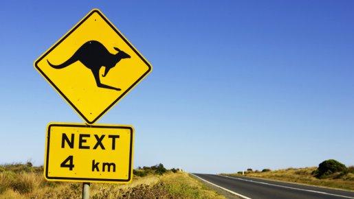 Un job en australie