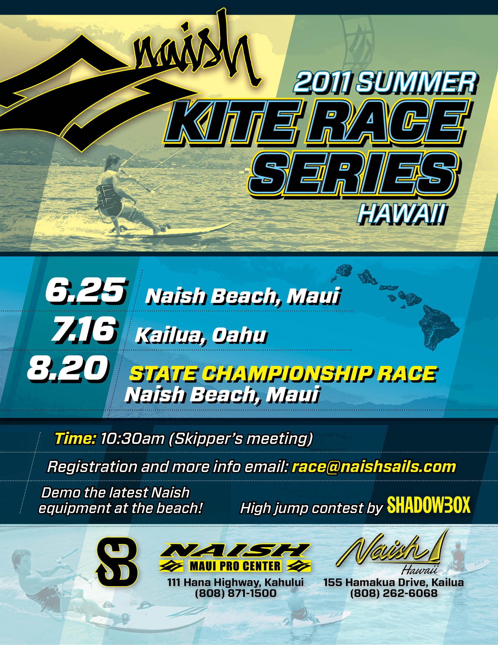 Naish Race Series
