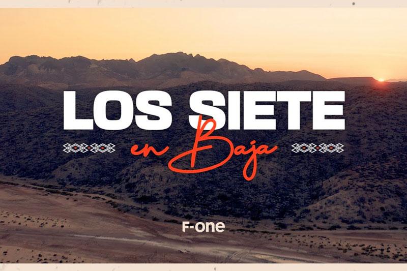 Le dernier film de F-ONE, Los siete en Baja, est sorti !