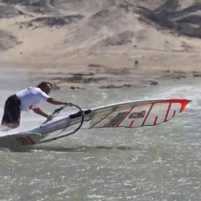 Vitesse à la voile, les windsurfers se réveillent