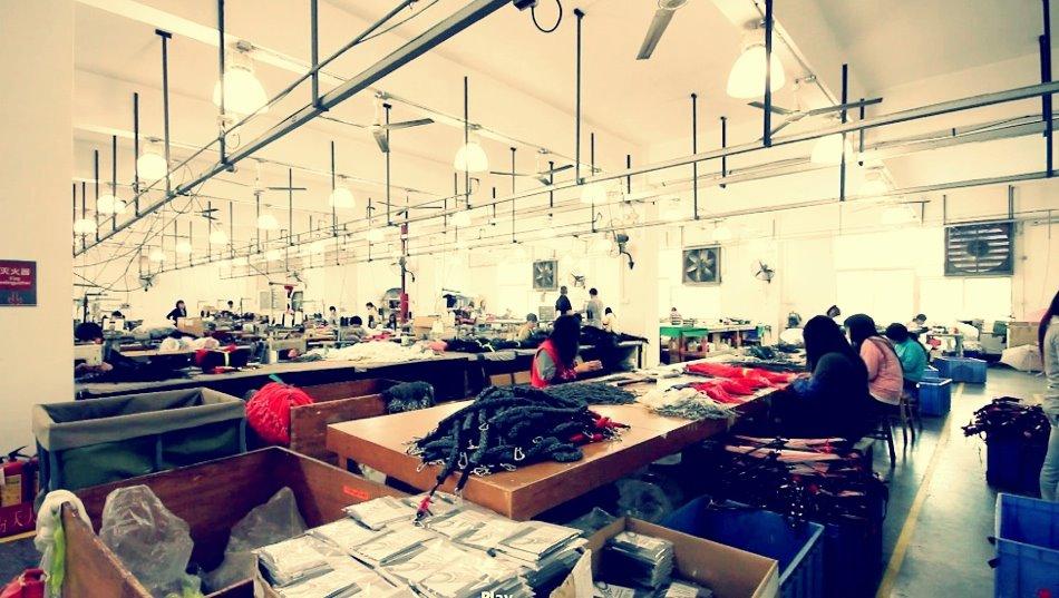 Cabrinha Factory