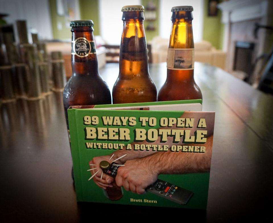 99 moyens d'ouvrir un bière