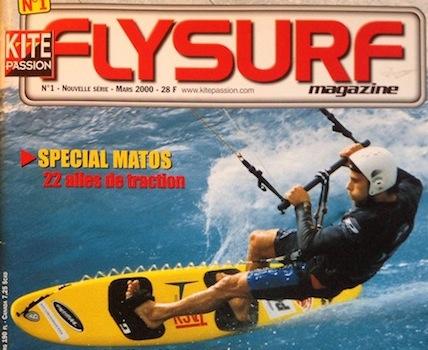 Flysurf.com Revival #2 : le premier magazine de flysurf