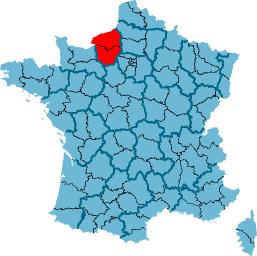 Normandie Winter tour