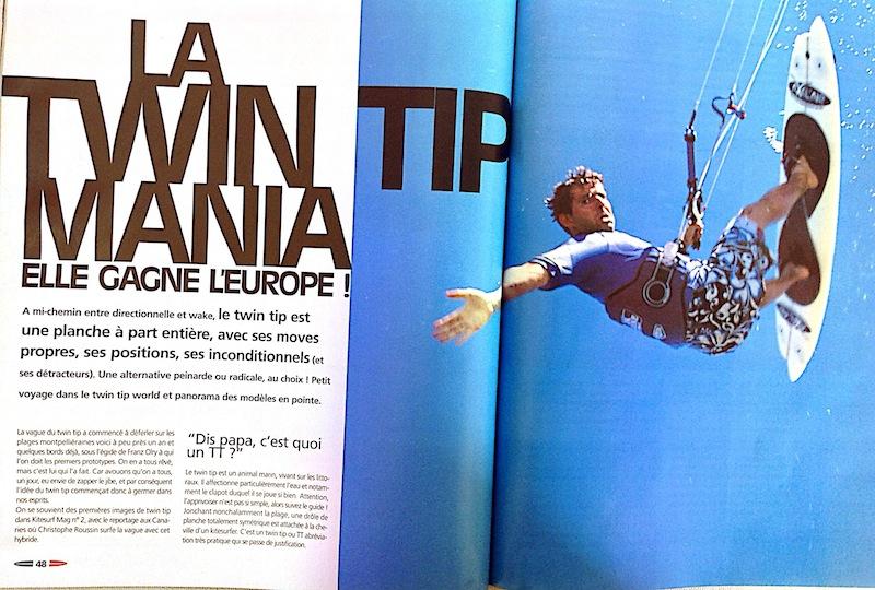 Flysurf.com Revival #1 : 2001, la TT Mania
