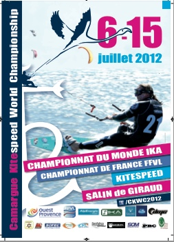 Camargue Kitespeed World Championship.