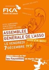 Assemblée générale de la FKA