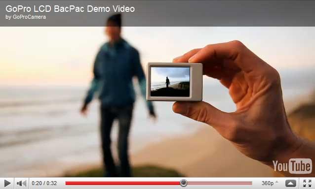 Une petite révolution pour les cameras Go Pro