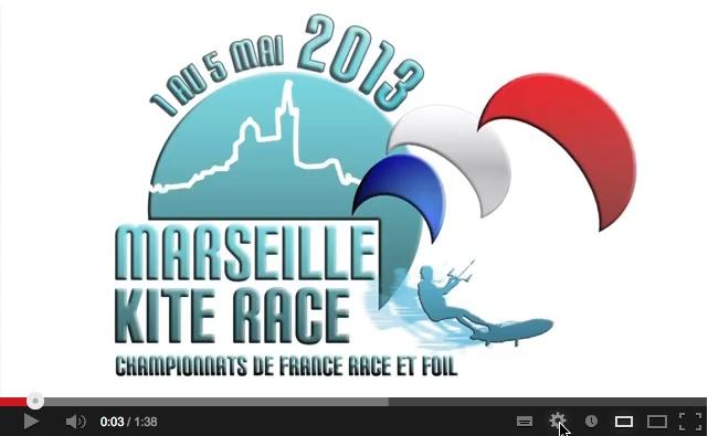 Marseille Kite Race, samedi 4
