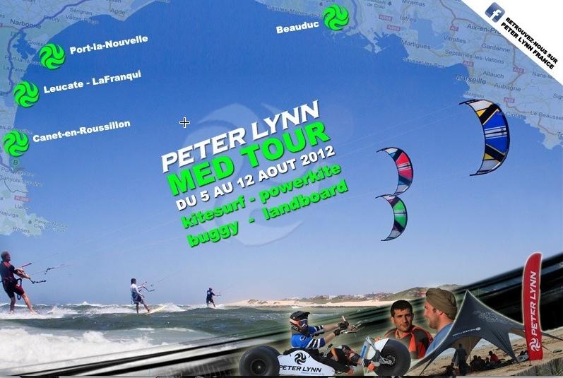 Peter Lynn Med Tour