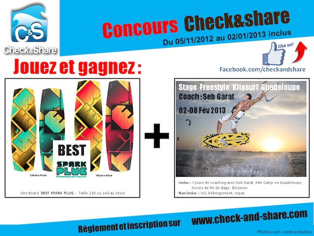 Concours Check & Share