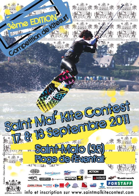 Saint Mal'Kite Contest 2011