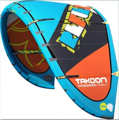La Takoon Reflex 2012 est disponible chez Flysurf.com