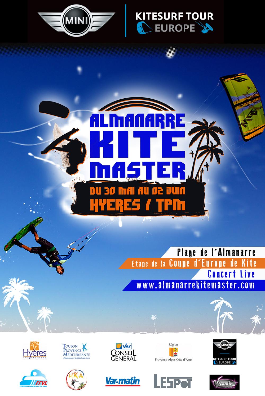 Almanarre Kite Master