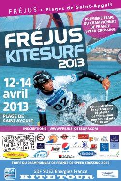 Championnat de France de speed crossing à Fréjus le WE prochain