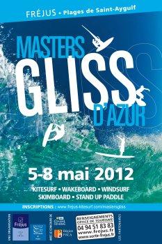 Masters Gliss d'Azur ce W.E à Fréjus