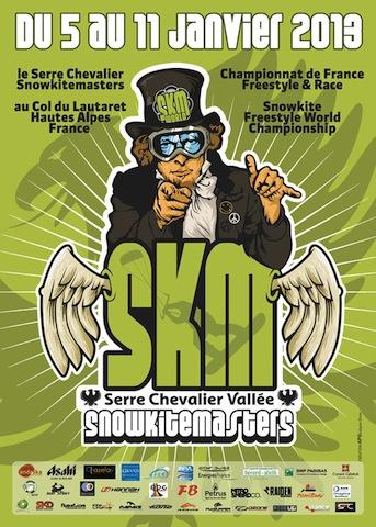 Snowkite Masters 2012.