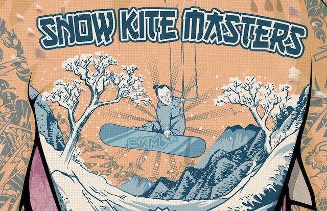 Snowkite Masters. Episode 10. Saison 2014