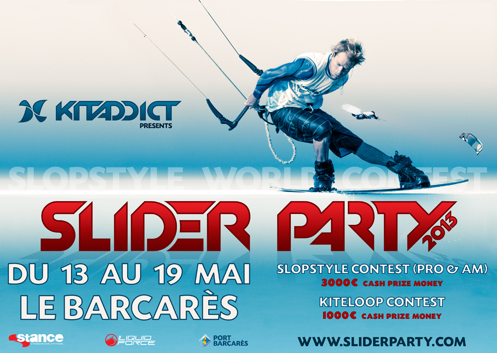 SliderParty 2013