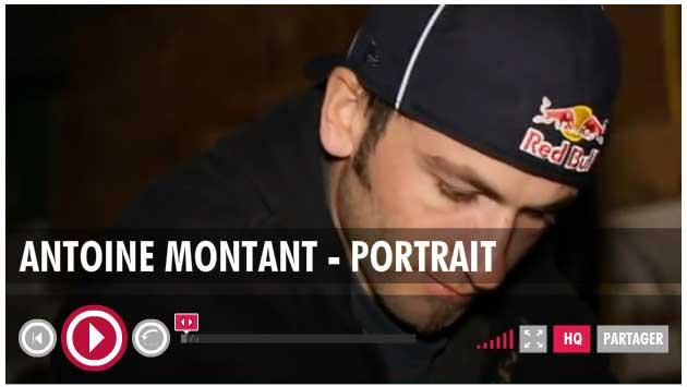 Antoine Montant, portrait,