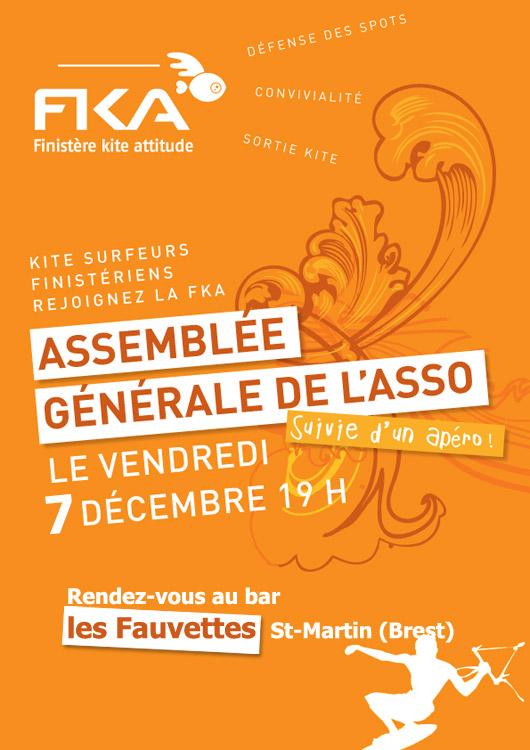 FKA : assemblée générale le 7 décembre !