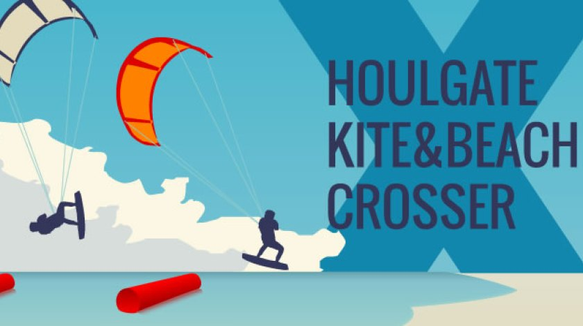 Houlgate Kite & Beach Crosser