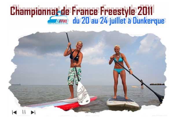 Championnat de France FFVL Freestyle