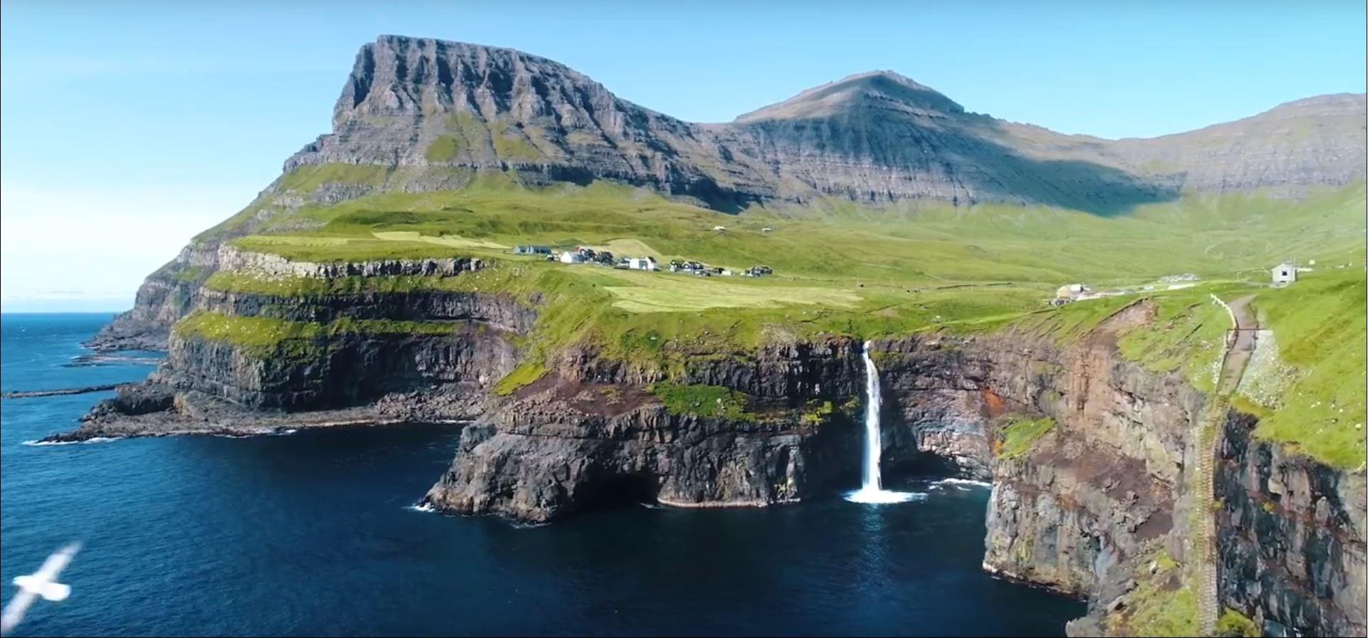 Faroe Islands: Kite Boarding Adventure