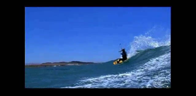 Kiteboarding Baja and California