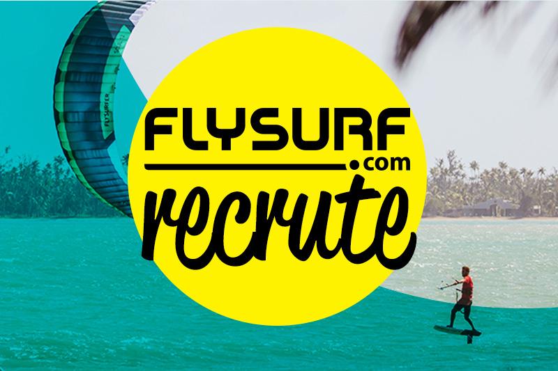 FLYSURF.COM recrute !