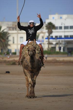 Nouveau leader du team FONE au Maroc