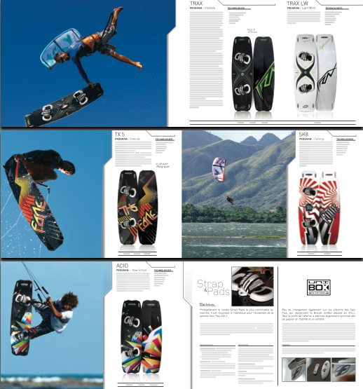 F.ONE : le topo sur les boards 2012