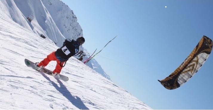 Championnat de France de Snowkite